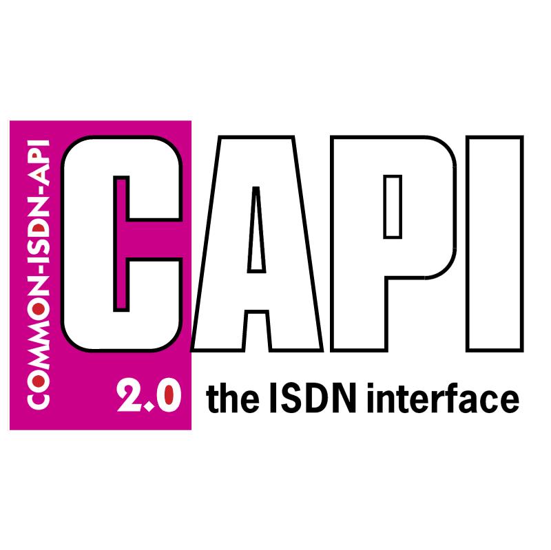 CAPI vector logo