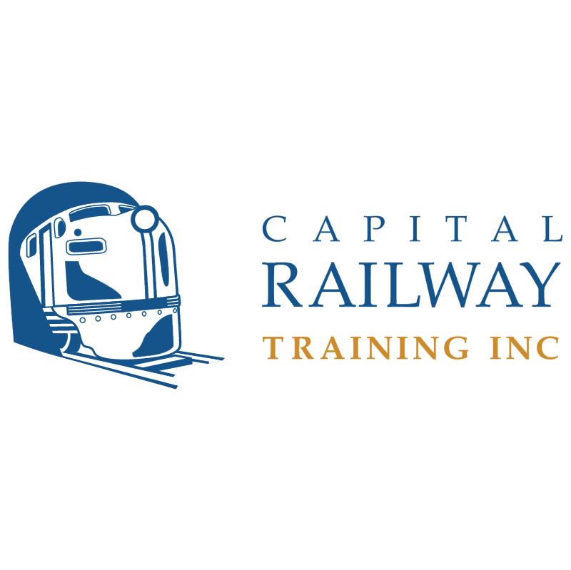 Capital Railway Training vector logo