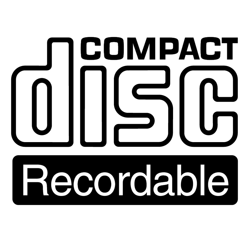 CD Recordable vector