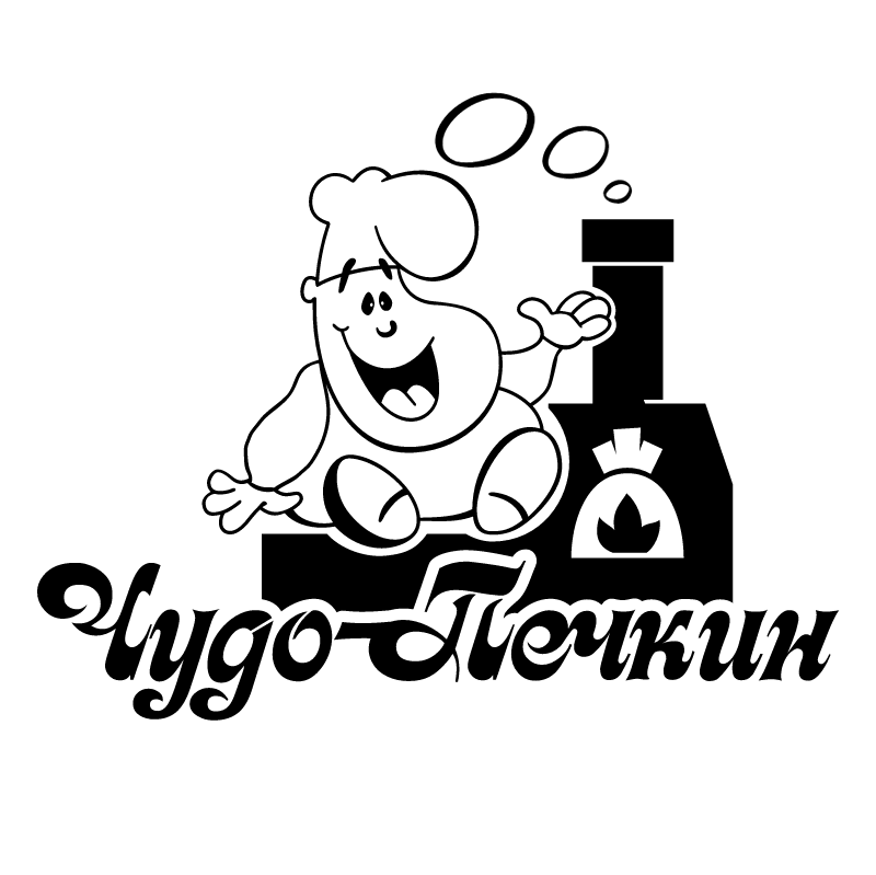 Chudo Pechkin vector logo