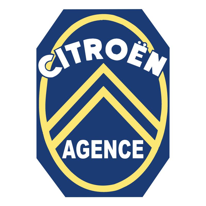 Citroen Agence vector