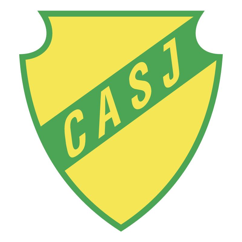 Clube Atletico Sao Jose do Rio de Janeiro RJ vector