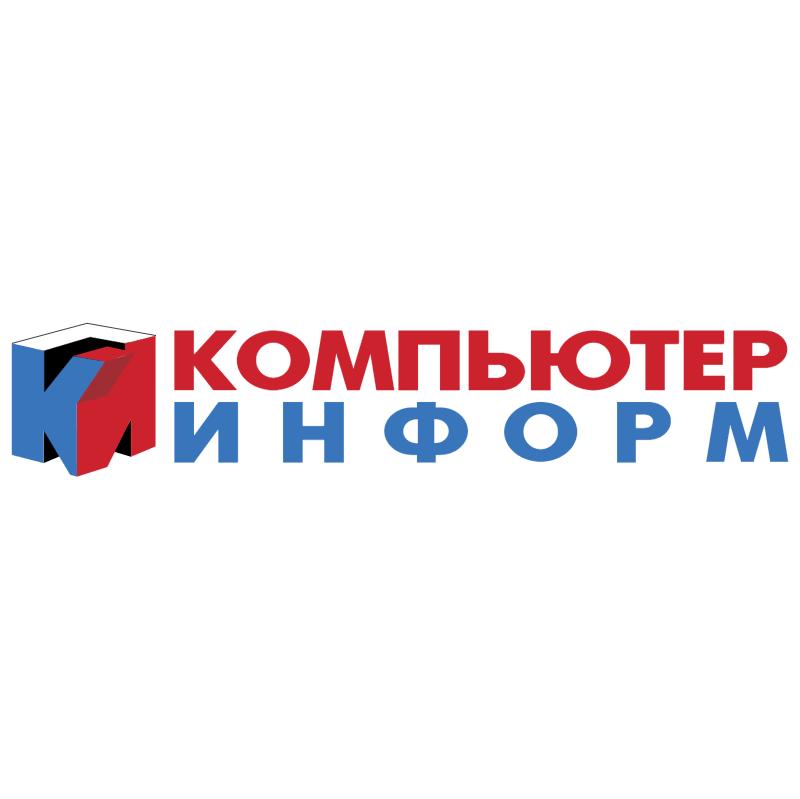 Computer Inform vector logo