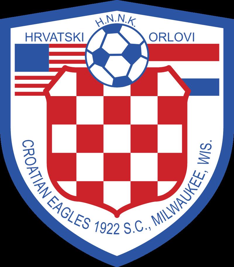 croatian eagles sc vector