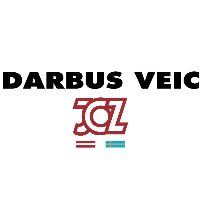 Darbus Veic vector
