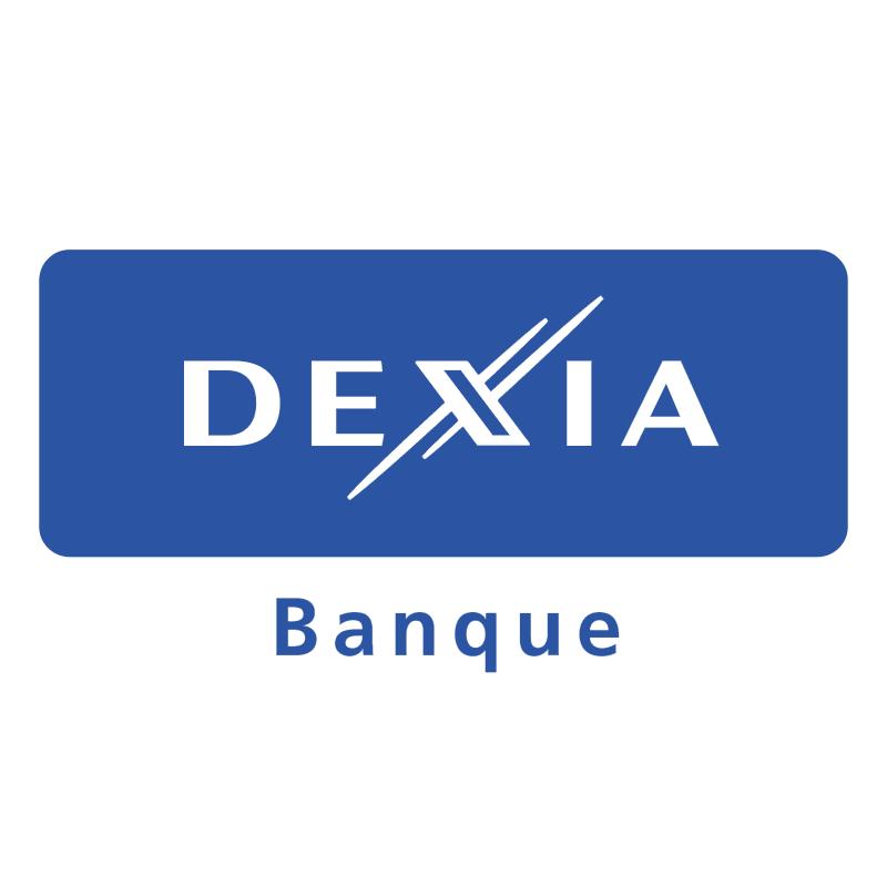 Dexia Banque vector logo