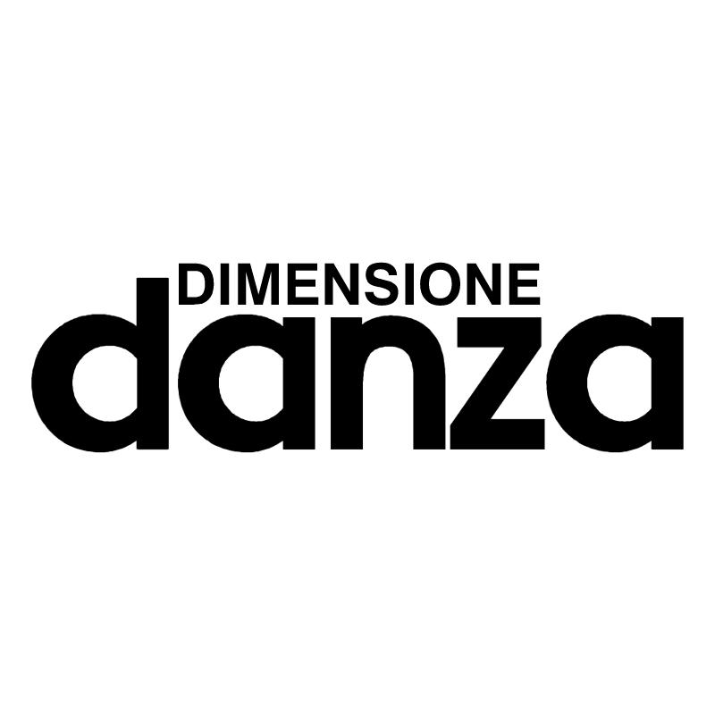 Dimensione Danza vector logo