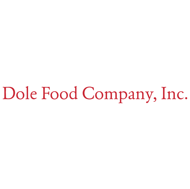 Dole Food Company vector