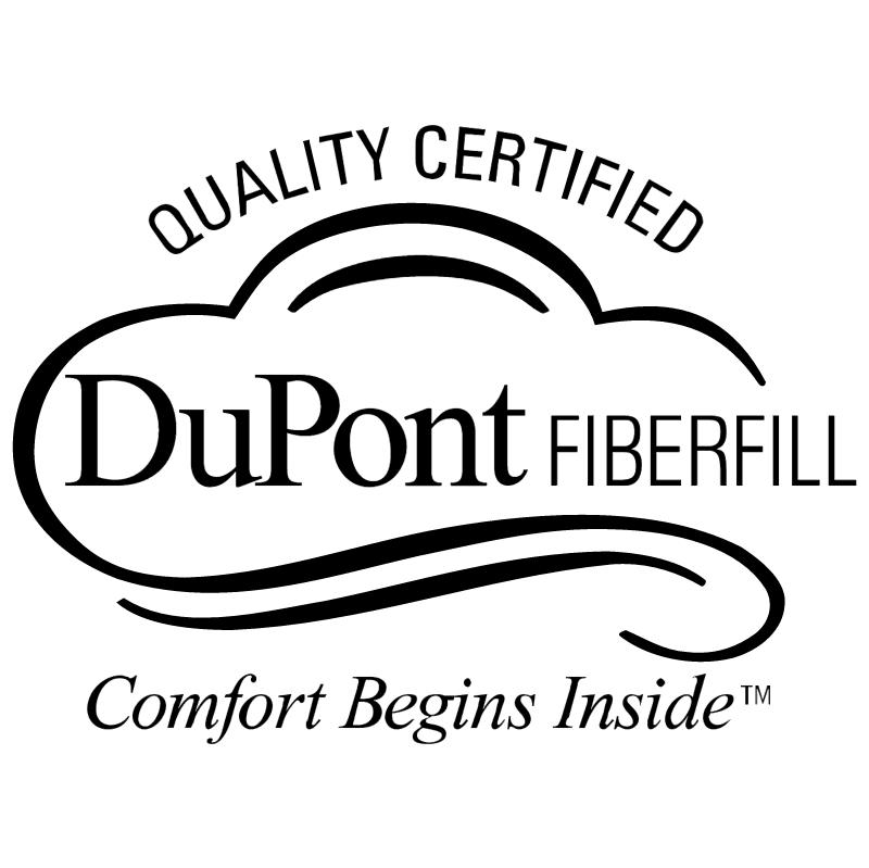 Du Pont Fiberfill vector