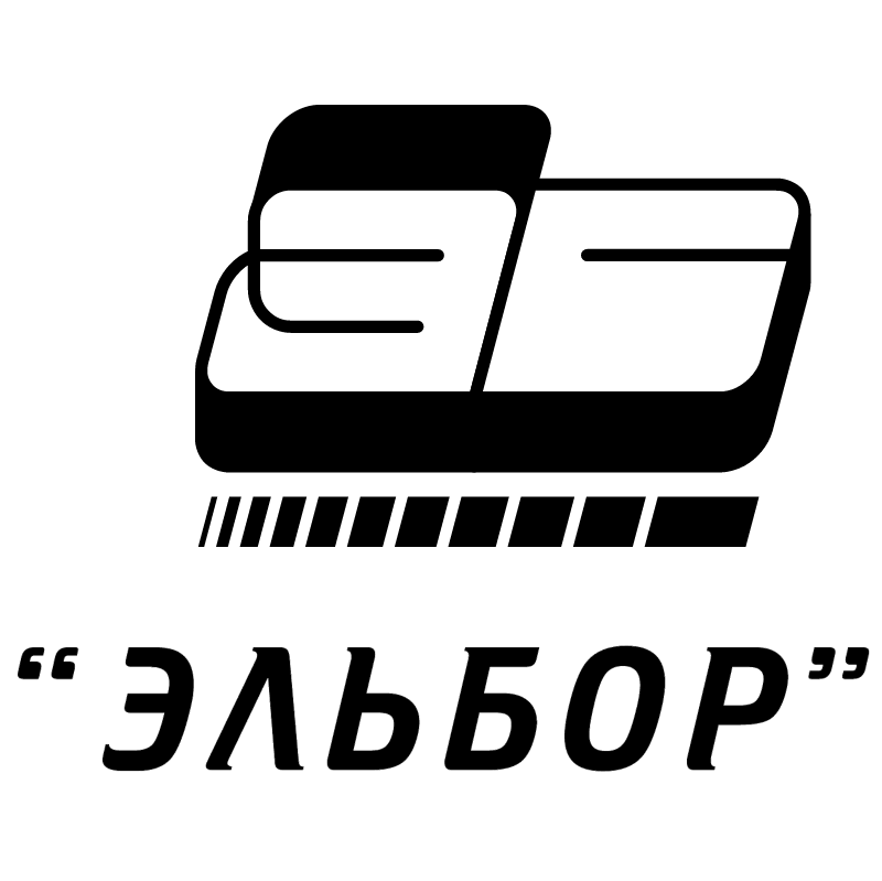 Elbor vector logo