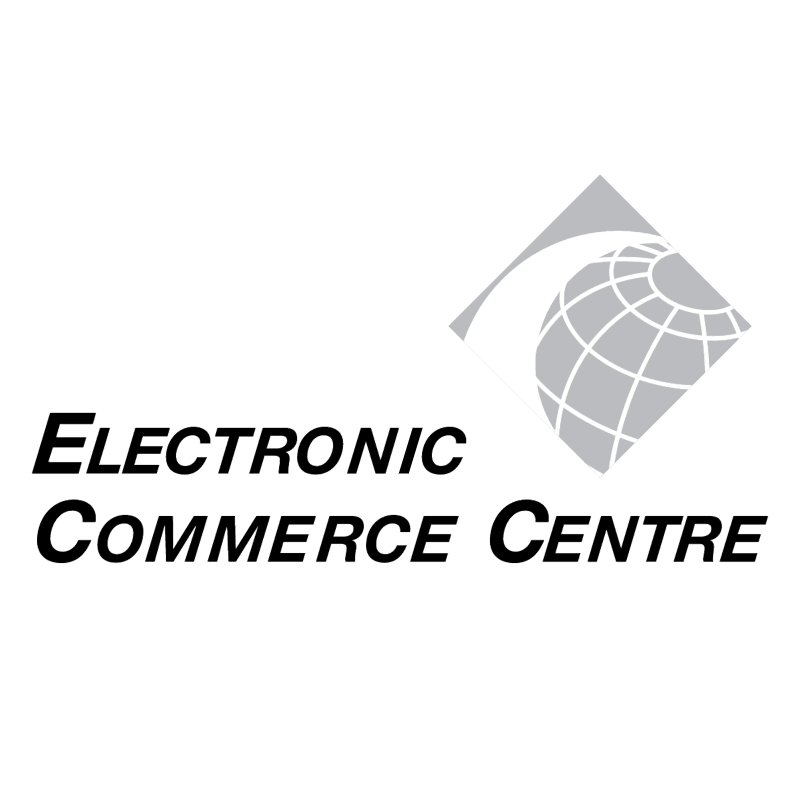 Electronic Commerce Centre vector logo