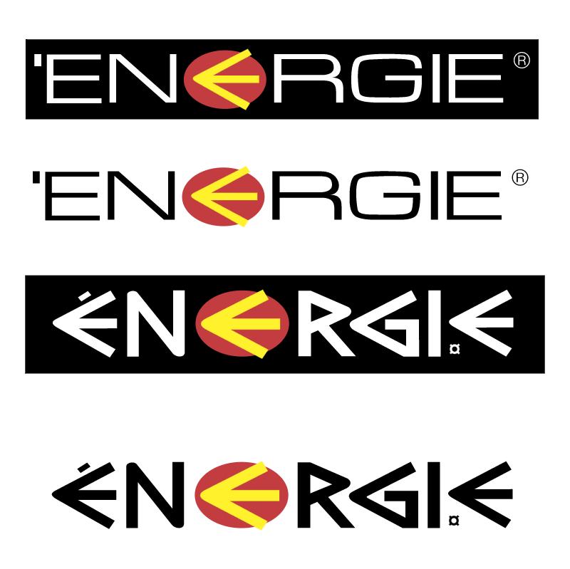 Energie vector