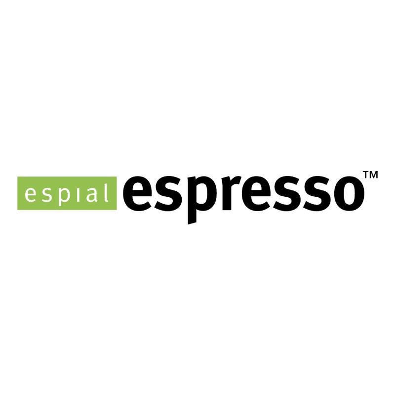 Espial Espresso vector