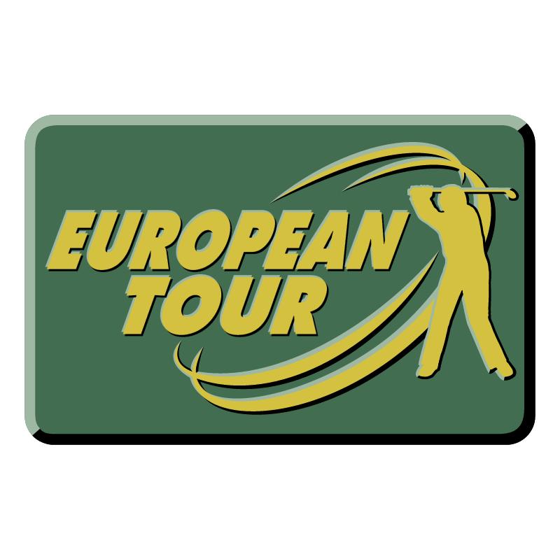 European Tour vector