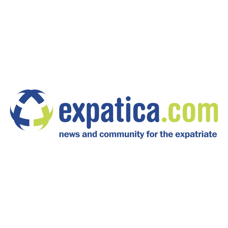 Expatica com vector logo