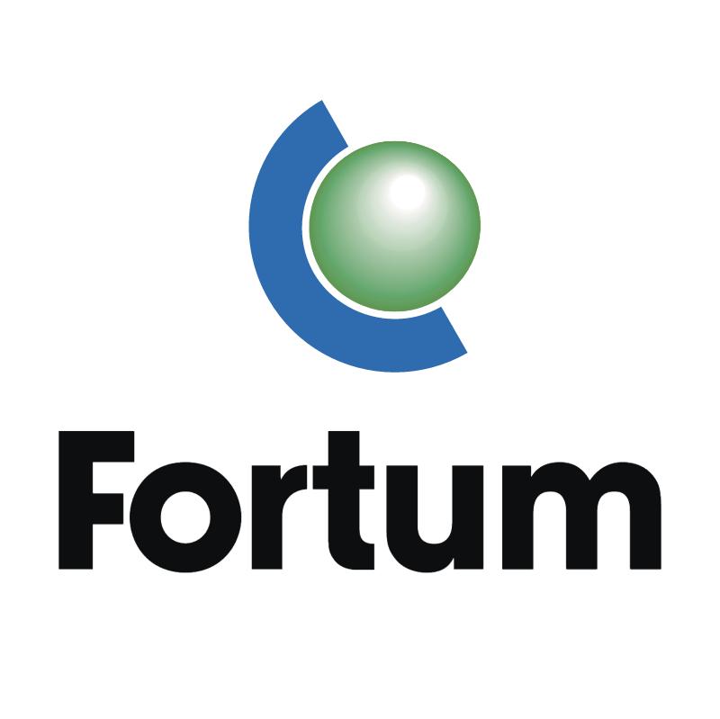 Fortum vector logo