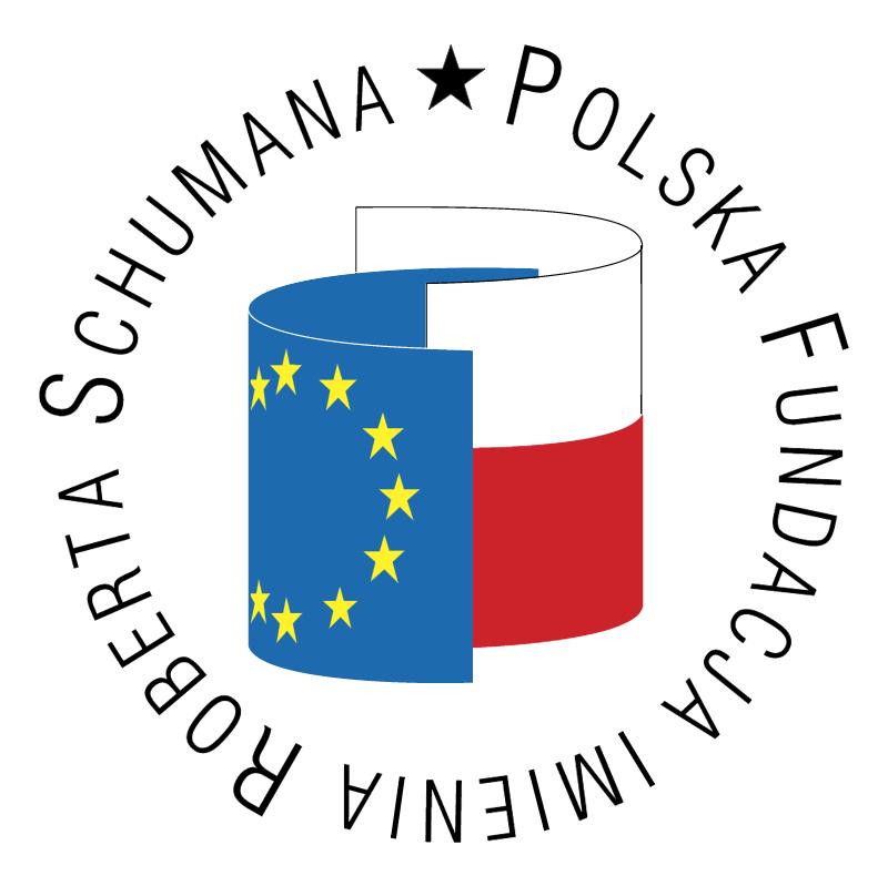 Fundacja Roberta Schumana vector logo
