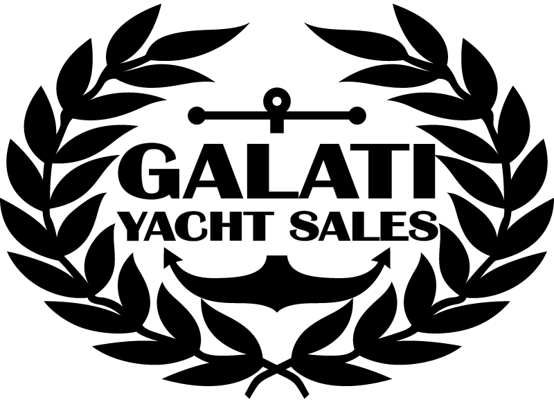 Galati Yacht Sales vector logo