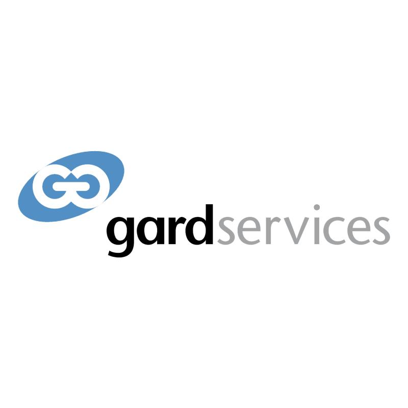 Gard Services vector logo