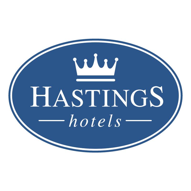 Hastings Hotels vector logo