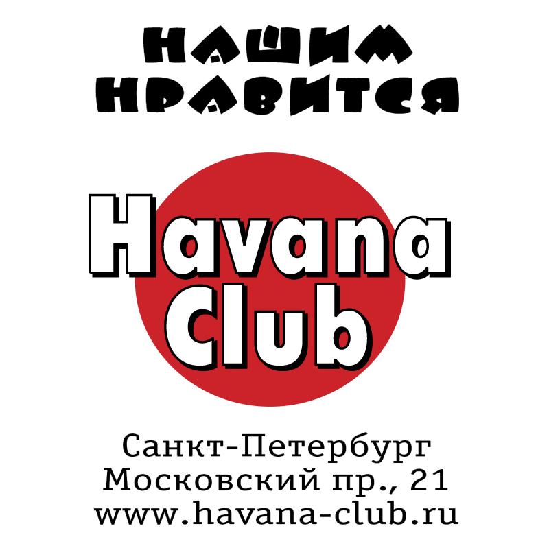 Havana Club vector