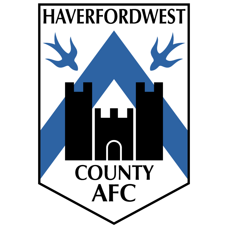 Haverfordwest County vector