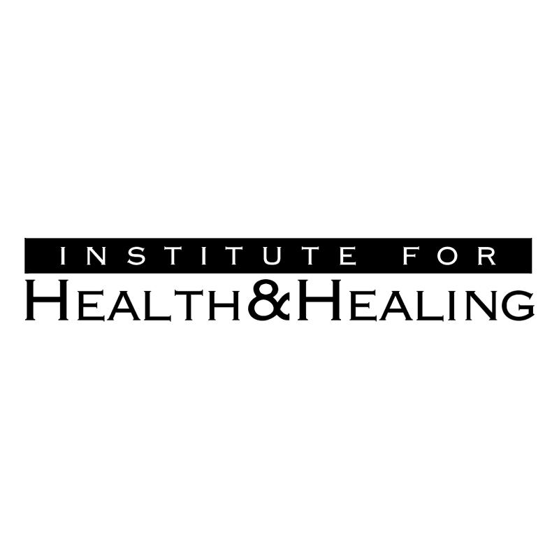 Health & Healing vector