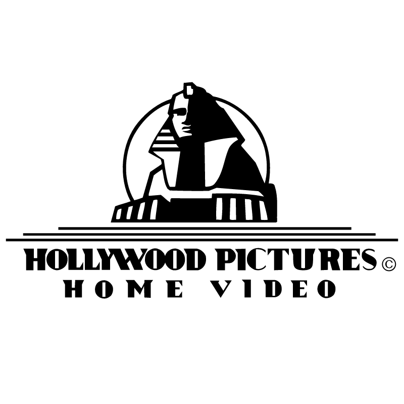Hollywood Pictures Home Video vector