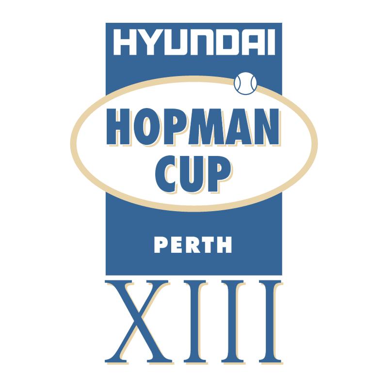 Hyundai Hopman Cup XIII vector