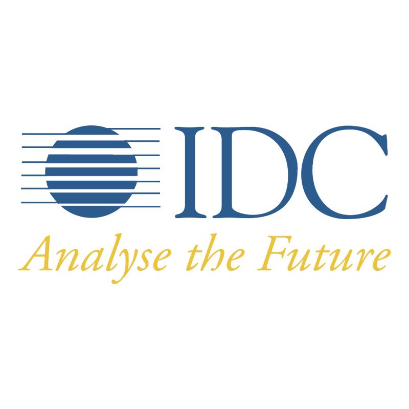IDC vector logo