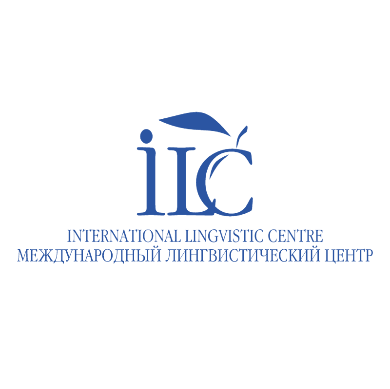 ILC International Lingvistic Centre vector