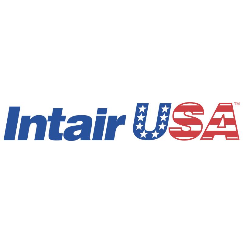 Intair USA vector logo