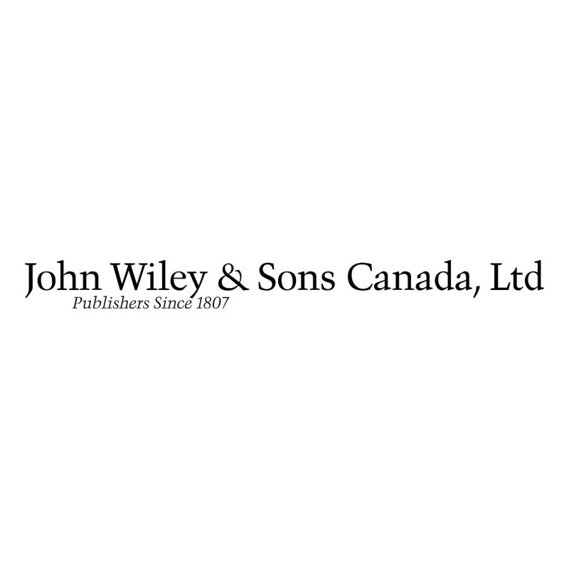 John Wiley & Sons Canada vector logo