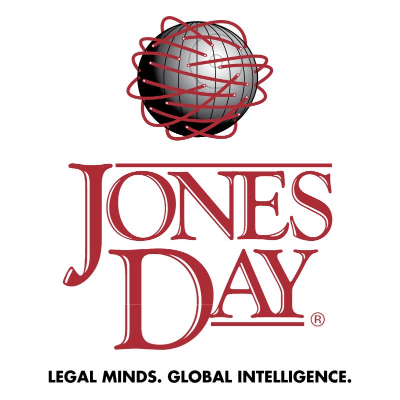 Jones Day vector logo
