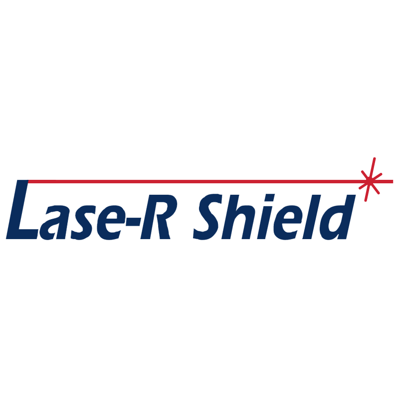 Lase R Shield vector