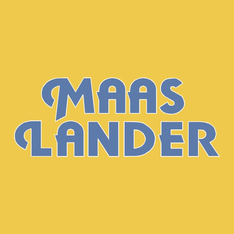 Maaslander vector