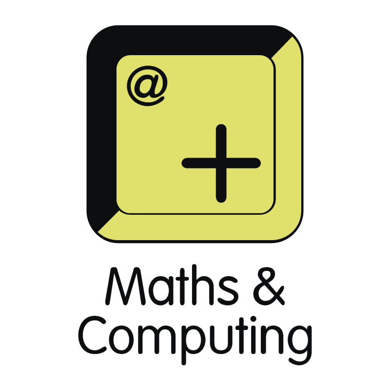 Maths & Computing Colleges vector logo