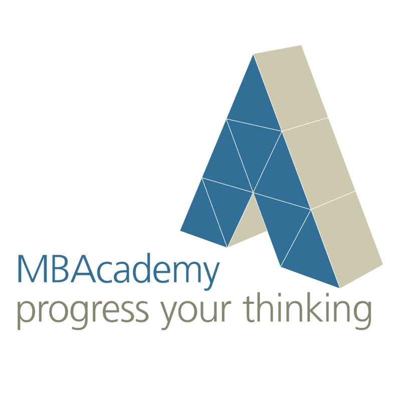 MBAcademy vector logo