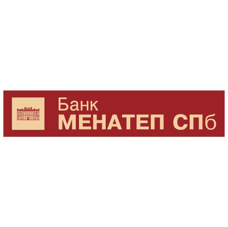 Menatep Bank Spb vector logo