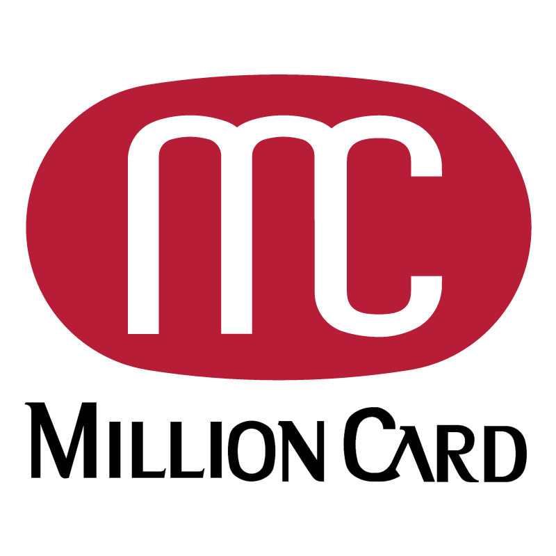 Million Card vector
