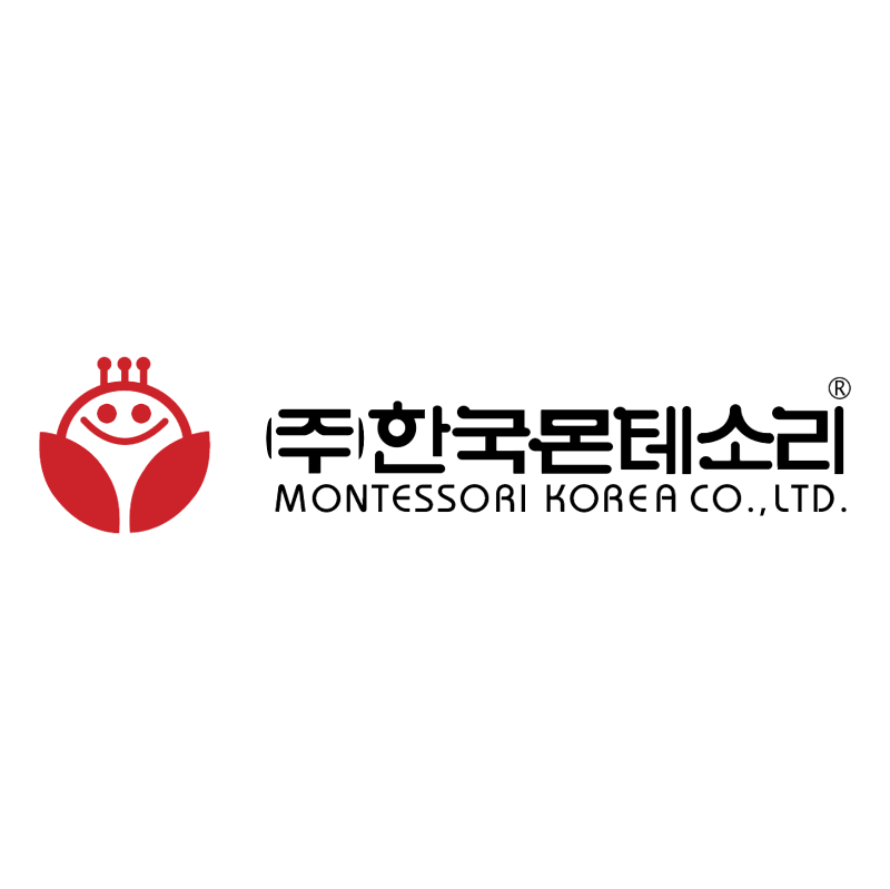 Montessori Korea vector
