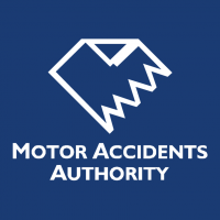 Motor Accidents Authority vector