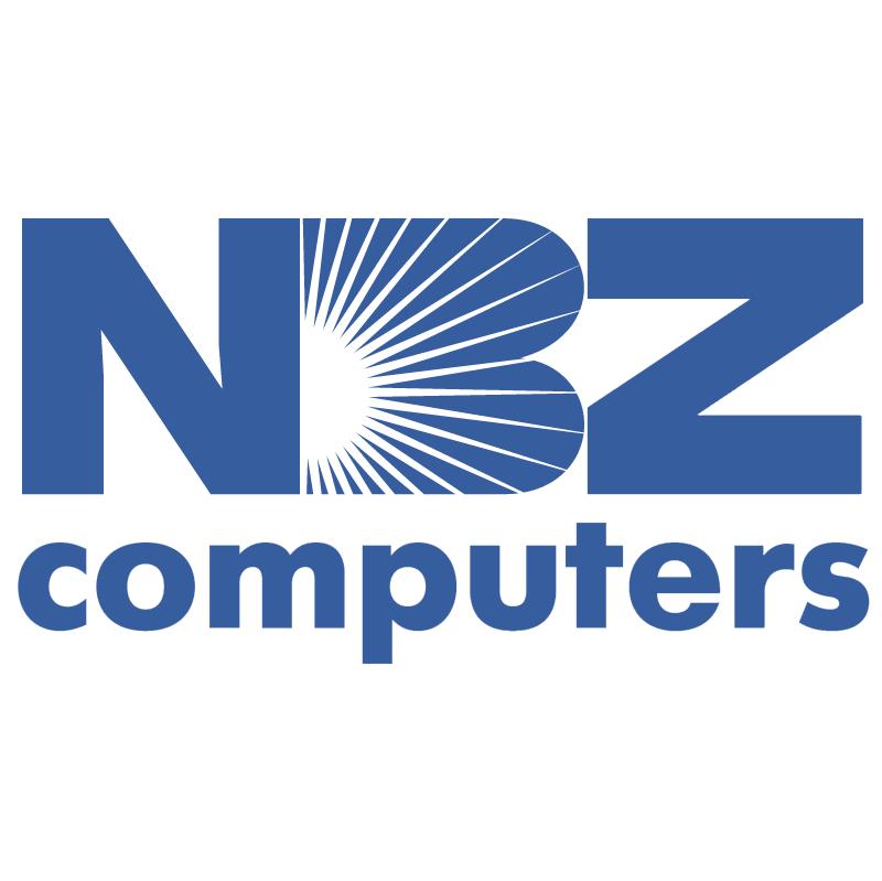 NBZ Computers vector