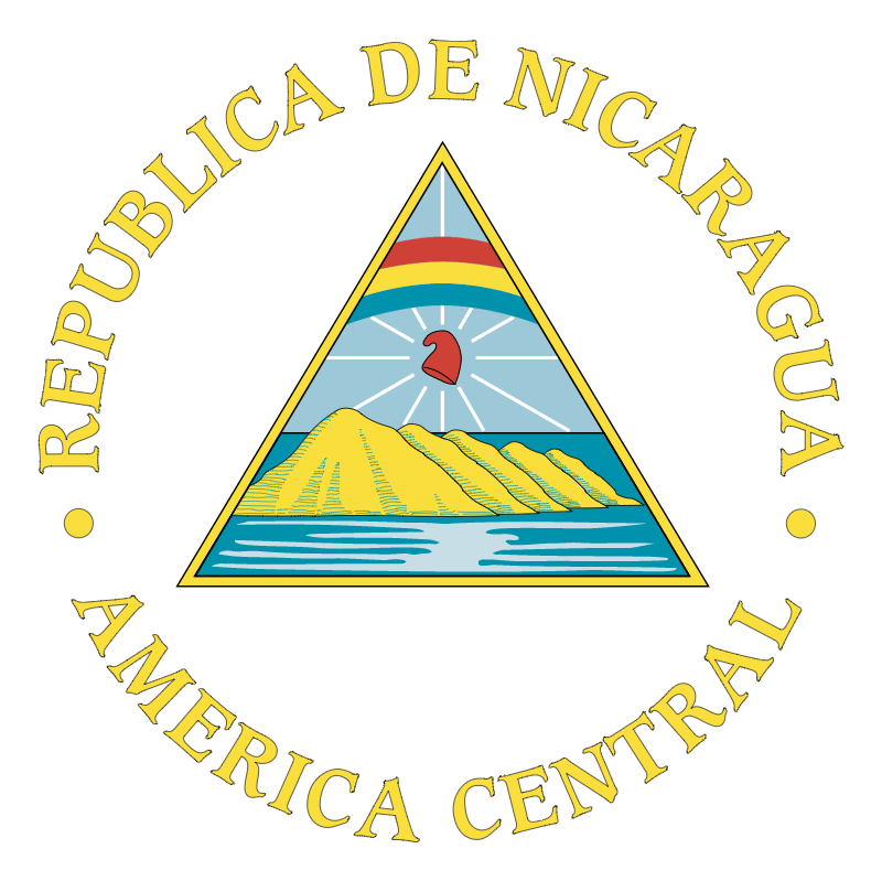 Nicaragua vector