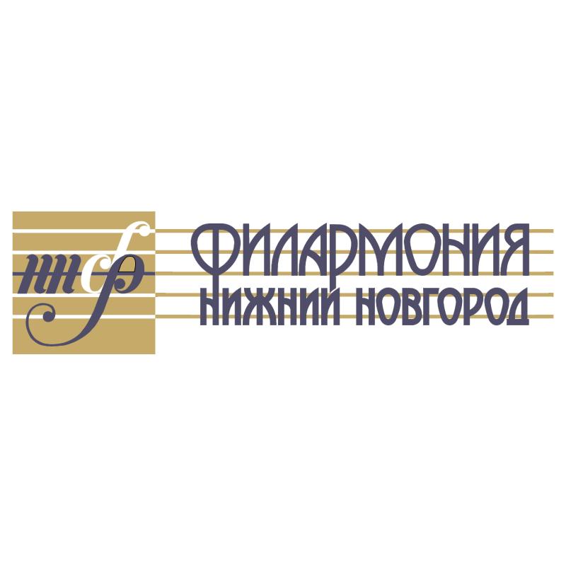 Nizhegorodskaya Filarmoniya vector