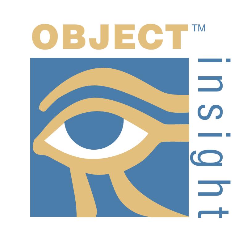 Object Insight vector logo