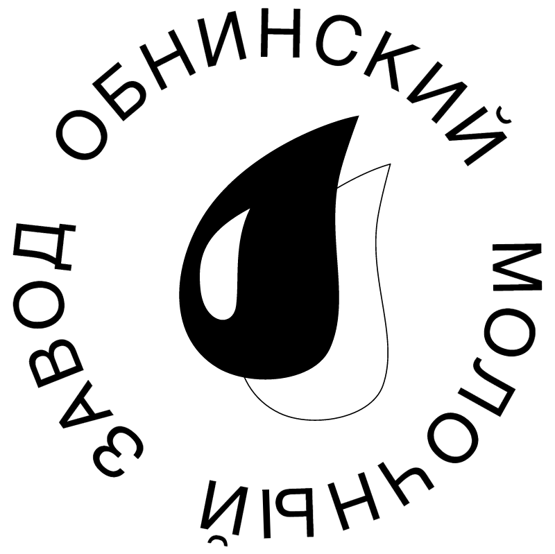 Obninsky Molokozavod vector