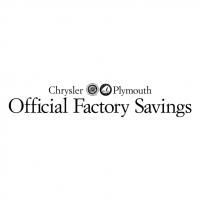 Official Factory Saving vector