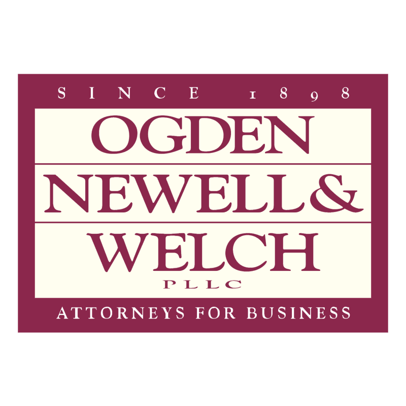 Ogden Newell & Welch vector
