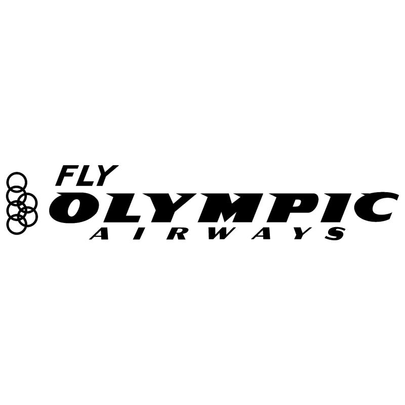 Olympic Airways vector